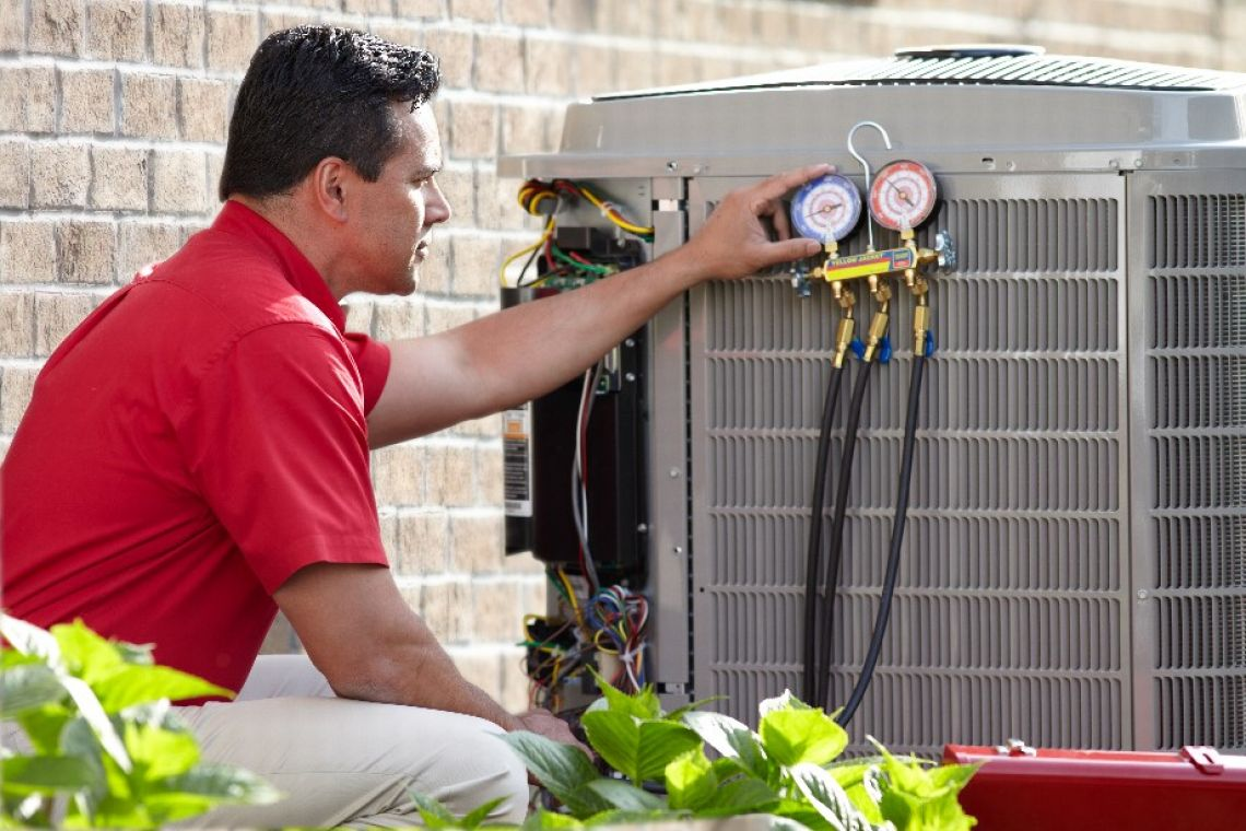 residential air conditioning repai